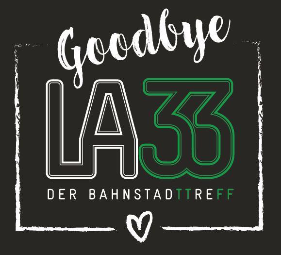 Jutta Glaser und Zelia Fonseca bei dem Abschiedsfest Bahnstadttreff LA33 am 20.10.2018