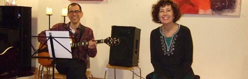 14.03.2013 Workshop Gesang und Gitarre