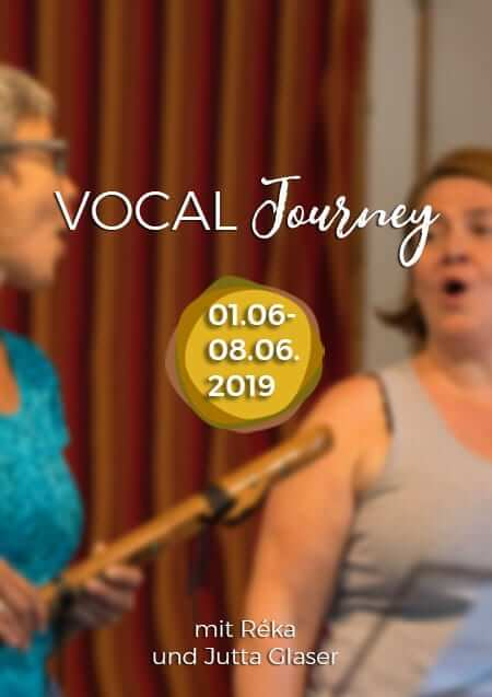 Vocal Journey – Singen lernen mit Chor am 01.-08. Juni 2019 in Doccione (Italien)