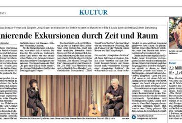 Mannheimer Morgen – Live Streaming Konzert